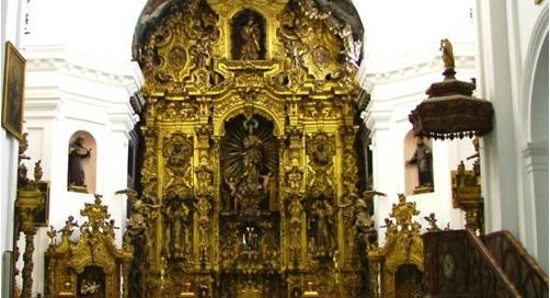 Convento de Santa Rosalía