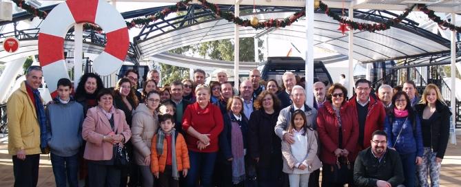 Visita Noria de Sevilla